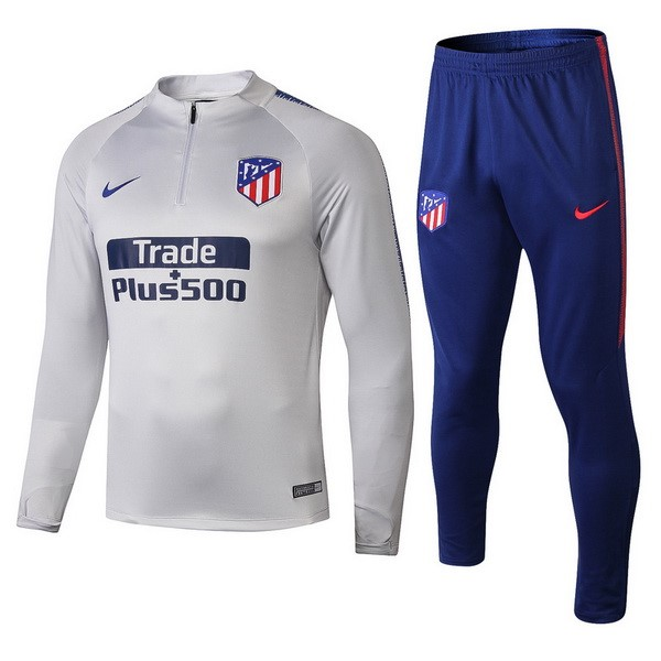 Chandal Atletico Madrid 2018/2019 Gris Replicas Futbol